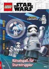 LEGO® Star Wars (TM) - Rätselspaß für Sturmtruppler, m. Minifigur (Sturmtruppler)