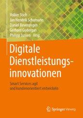 Digitale Dienstleistungsinnovationen