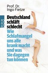 Deutschland schläft schlecht