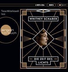 Die Zeit des Lichts, 2 Audio-CD, MP3