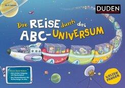 Die Reise durch das ABC-Universum (Kinderspiel)