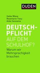 Deutschpflicht auf dem Schulhof?