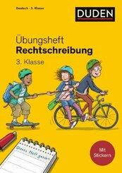 Übungsheft - Rechtschreibung 3. Klasse
