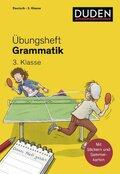 Übungsheft - Grammatik 3. Klasse