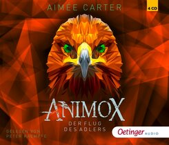 Animox 5, 4 Audio-CDs