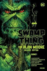 Swamp Thing (Deluxe Edition) - Bd.1