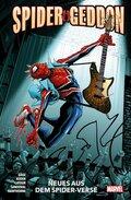 Spider-Geddon, Neues aus dem Spider-Verse