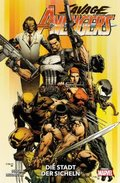Savage Avengers - Die Stadt der Sicheln - Bd.1