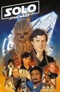 Star Wars Comics: Solo - A Star Wars Story