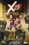 X-23 - Cyborg-Schwestern