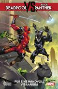 Deadpool vs. Black Panther - Für eine Handvoll Vibranium