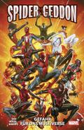 Spider-Geddon, Gefahr für das Multiverse