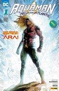 Aquaman, 2. Serie - Held von Atlantis - Stille Wasser - Bd.1
