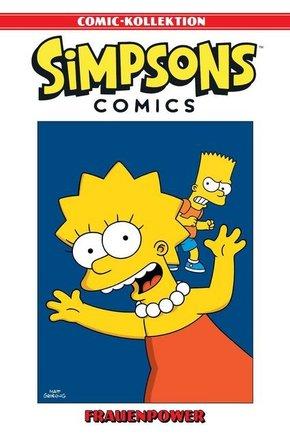 Simpsons Comic-Kollektion - Frauenpower