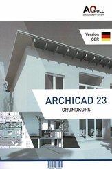 Archicad 23 Grundkurs, Ausgabe für Deutschland