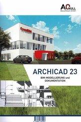 Archicad 23 BIM-Modelling und Dokumentation