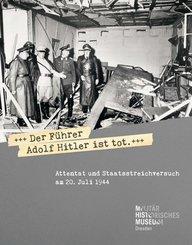 """""""Der Führer Adolf Hitler ist tot"""""""