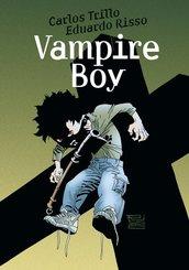 Vampire Boy Gesamtausgabe