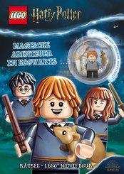 LEGO Harry Potter - Magische Abenteuer in Hogwarts (Mit Minifigur Ron Weasley)