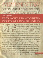 Karolingische Handschriften der Kölner Dombibliothek