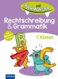 Die Buchmonster Rechtschreibung & Grammatik 1. Klasse