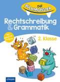 Die Buchmonster Rechtschreibung & Grammatik 2. Klasse
