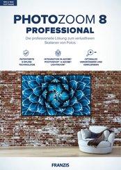 PhotoZoom 8 professional (Win & Mac), 1 CD-ROM