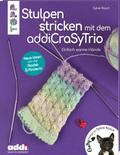 Stulpen stricken mit dem addiCraSyTrio