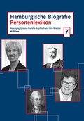 Hamburgische Biografie - Bd.7