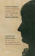 Kritisch-historische Ausgabe von Franz Zinkernagel 1914-1926