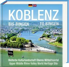 Koblenz bis Bingen / Koblenz to Bingen - Book To Go