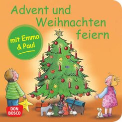 Advent und Weihnachten feiern mit Emma & Paul