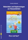 Materialien und Kopiervorlagen zur Klassenlektüre: OMA, schreit der Frieder. ICH WILL ERNTEN!, Silbenhilfe