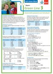 Green Line, Ausgabe Bayern ab 2017: 7. Schuljahr, Auf einen Blick; 3