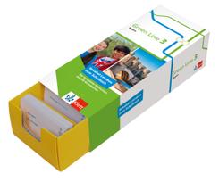 Green Line, Ausgabe für Bayern ab 2017: 7. Schuljahr, Vokabel-Lernbox zum Schulbuch