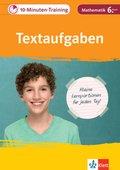 10-Minuten-Training Textaufgaben Mathematik 5. Klasse