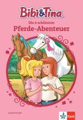 Bibi & Tina: Die 6 schönsten Pferde-Abenteuer