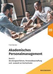 Akademisches Personalmanagement - .2