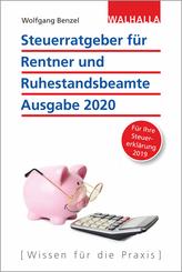 Steuerratgeber für Rentner und Ruhestandsbeamte - Ausgabe 2020