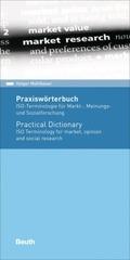 Praxiswörterbuch: ISO-Terminologie für Markt-, Meinungs- und Sozialforschung
