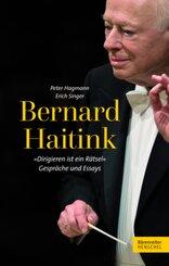 "Bernard Haitink - ""Dirigieren ist ein Rätsel"""