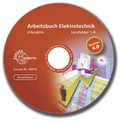 Arbeitsbuch Elektrotechnik LF 1-4 interaktiv - Einzellizenz, CD-ROM