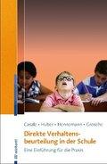 Direkte Verhaltensbeurteilung in der Schule