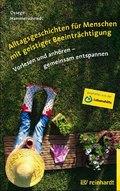 Alltagsgeschichten für Menschen mit geistiger Beeinträchtigung, m. Audio-CD