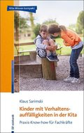 Kinder mit Verhaltensauffälligkeiten in der Kita