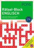 PONS Rätsel-Block Englisch