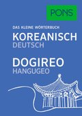 PONS Das kleine Wörterbuch Koreanisch / Dogireo Hangugeo