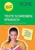 PONS Texte schreiben - Spanisch