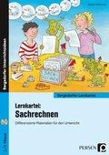 Lernkartei: Sachrechnen, m. CD-ROM