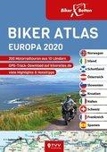 Biker Atlas EUROPA 2020